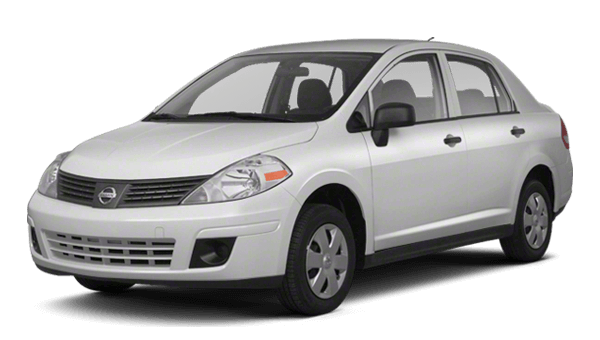 Compact Rental Cars - Nissan Tiida or similar