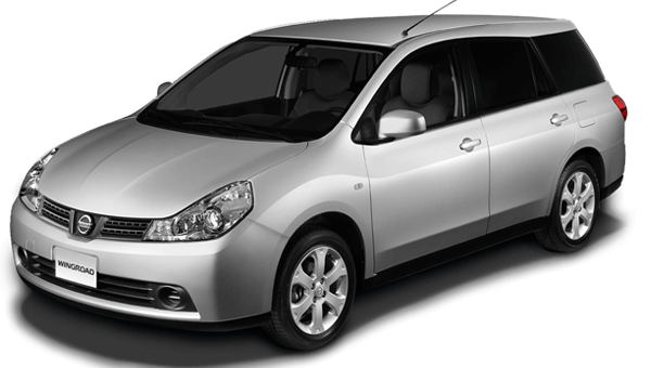 Intermediate Wagon Rental Cars - Nissan Wingroad or similar