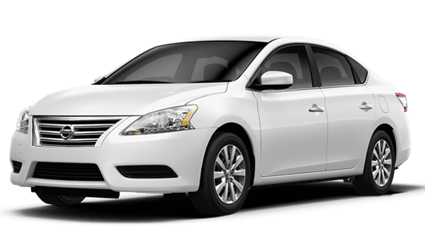 Intermediate Rental Cars - Nissan Sylphy or similar