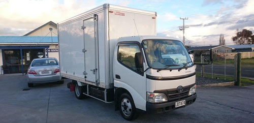 Taupo branch pegasus rental cars car and van hire new for Affordable furniture removals taupo