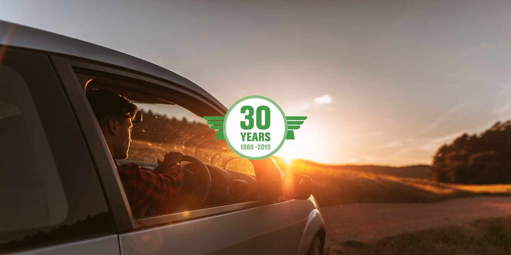 Pegasus Rental Cars 30 Years