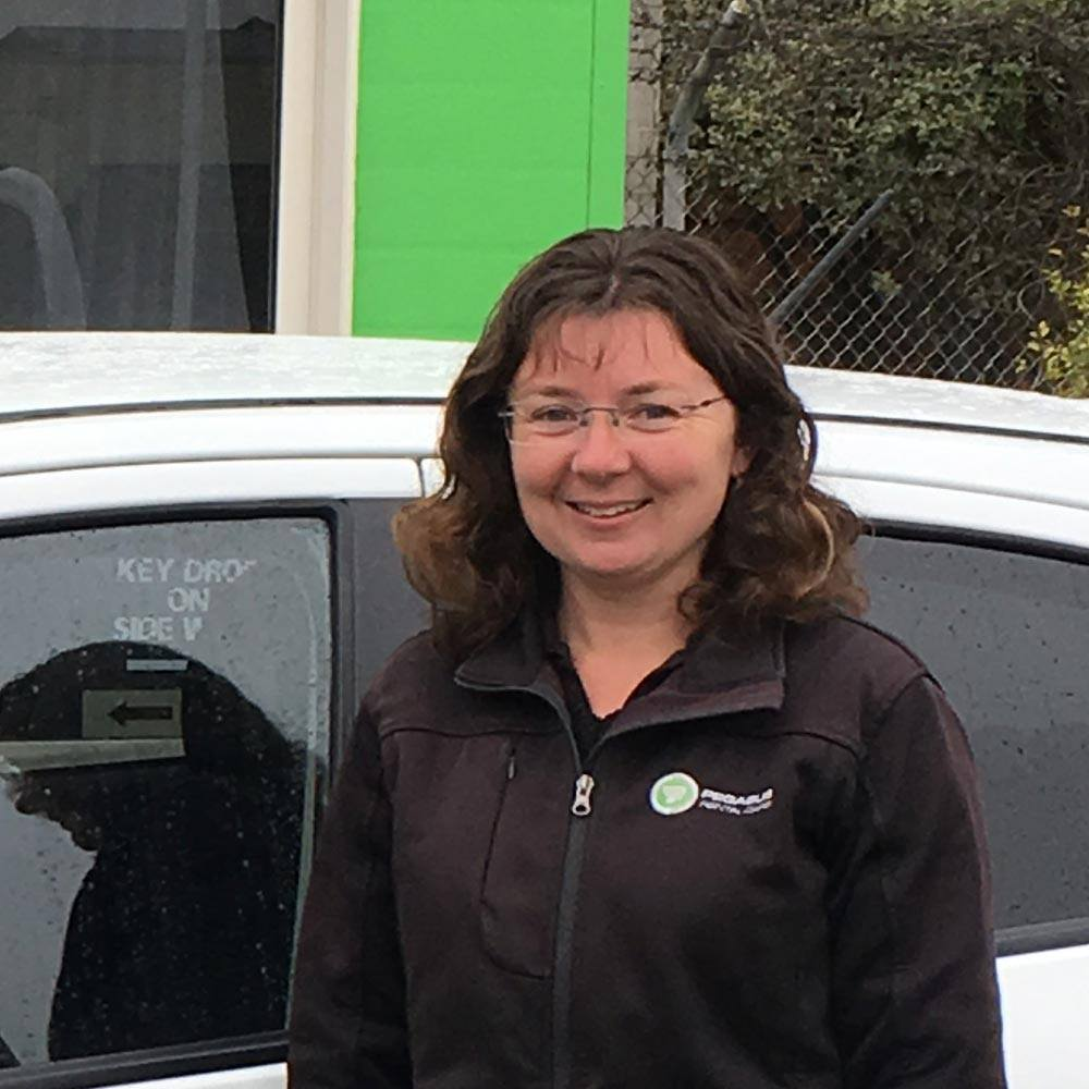 Lee manages Pegasus Rental Cars Dunedin Airport