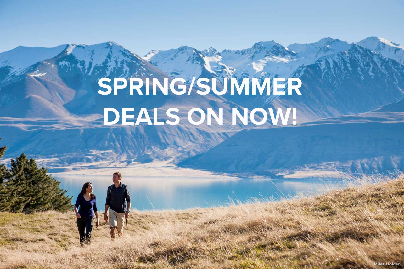 Explore New Zealand with Spring Summer Hire Car Deals from Pegasus Rental Cars