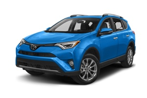 A Toyota RAV4 SUV from the Pegasus SUV vehicle category